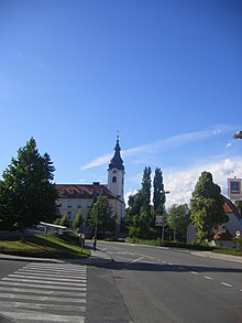 Gornja Radgona - St. Peter's Parish Church 01.jpg