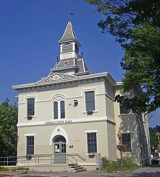 Goshen, New York - Goshen Town Hall, in the village of Goshen