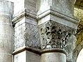 Gournay-en-Bray (76), collégiale St-Hildevert, nef, chapiteaux du 3e pilier libre du sud, côté ouest.jpg