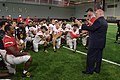 Governor Visits University of Maryland Football Team (36114517823).jpg