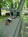 Grób Leszka Herdegena na Cmentarzu Rakowickim w Krakowie.jpg