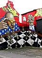 Graffiti Art, Kensington Street - geograph.org.uk - 1164180.jpg