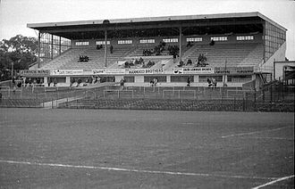 Cape Town City F.C. (NFL) - The Grandstand, Hartleyvale Stadium, 1972