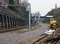 Granville Street trackbed south of Five Ways station 38.jpg