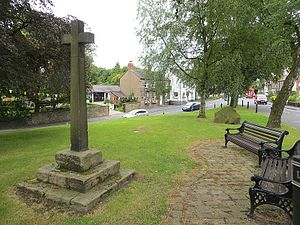 Newburgh, Lancashire - Image: Green, Newburgh Geograph 4357713