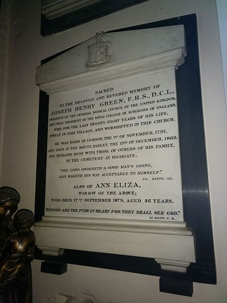 File:Green monument St Mary, Monken Hadley.jpg