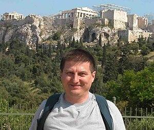 Alfred Twardecki - Greetings from Akropolis