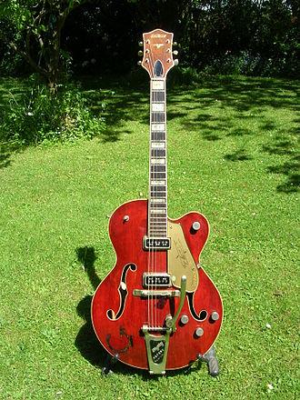 Gretsch - 1955 Chet Atkins 6120.