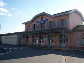 Image illustrative de l'article Gare de Gretz-Armainvilliers