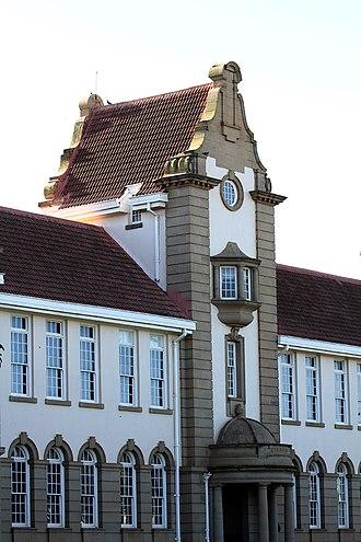 Grey College, Bloemfontein - Image: Grey College