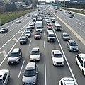 Gridlock along Highway 1 in Burnaby, BC.jpg