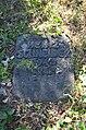 Griesheim, Friedhof,Opfer der Arbeit, Namenstafel.JPG