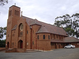 Anglican Diocese of Riverina - St Alban's Cathedral