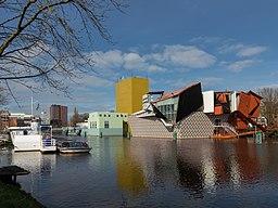 Groningen, het Groninger museum positie1 foto8 2015-03-22 10.20