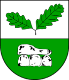 Coat of arms of the community of Groß Vollstedt