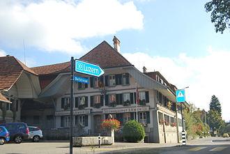 Grosshöchstetten - Gasthof (Hotel/Restaurant) Löwen