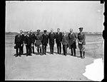 Group; Frank Kellogg at left; Charles Lindbergh thrid from right LCCN2016888778.jpg