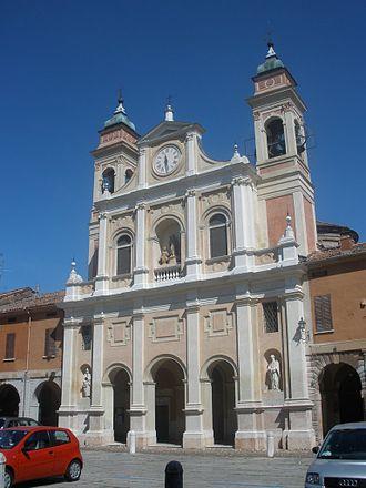 Roman Catholic Diocese of Reggio Emilia-Guastalla - Co-cathedral in Guastalla
