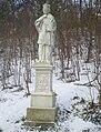 GuentherZ 2010-12-25 0867 Kahlenberg Josefsdoerfl Johannes Nepomuk.jpg