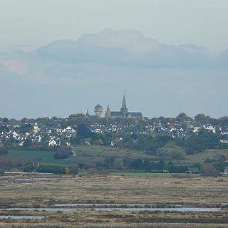 Guérande Commune in Pays de la Loire, France