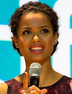 Gugu Mbatha-Raw English actress