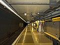 Guinardó - Hospital de Sant Pau station southbound platform 02.jpg