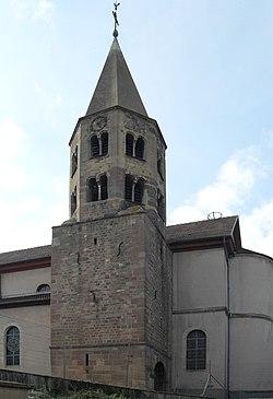Gundolsheim, Église Sainte-Agathe.jpg