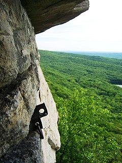 Clean climbing