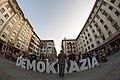 Gure Esku Dago kontzentrazioa - Demokrazia - elkartasuna Kataluniarekin - Zarautz - 2017-09-20 - 19.jpg