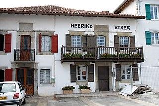 Hélette Commune in Nouvelle-Aquitaine, France