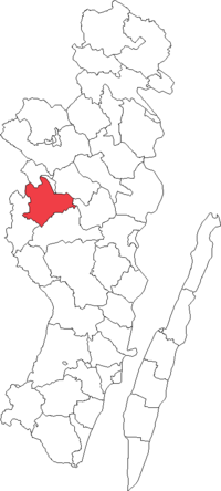 Målilla landskommune i Kalmar amt