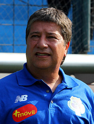 Hernán Darío Gómez - Gómez as a coach of Panama in 2015