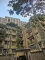 HK 大坑 Tai Hang 浣紗街 65-71 Wun Sha Street 融苑 Concord Villas facade Apr-2014 view Lai Tak Chuen.JPG