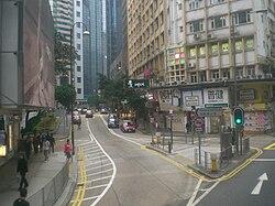 HK Bus 10 Tour view 23 Hysan Avenue Leighton Road.JPG