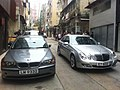 HK Sheung Wan 太平山街 Tai Ping Shan Street BMW carpark Mercedes-Benz March-2012.jpg