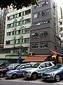 HK Sheung Wan Lok Ku Road facades carpark Nov-2012.JPG