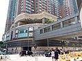 HK TKL 調景嶺 Tiu Keng Leng 彩明街 Choi Ming Street 景嶺道 King Ling Road footbridgr MetroTown mall April 2019 SSG 06.jpg