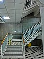 HK Yau Ma Tei Kowloon Government Offices Central Post Office interior 九龍中央郵政局 Kln Central PO letter boxes lobby stairs Feb-2014.JPG