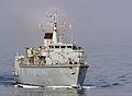 HMS Middleton in the Straits of Hormuz MOD 45154689.jpg