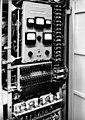 HUA-154347-Afbeelding van voedingsapparatuur voor een computer Bull in het Hoofdgebouw HGB van de NS te Utrecht.jpg