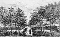 HUA-95093-Gezicht in een laan in het park van het huis de Hooge Vuursche I te Baarn.jpg