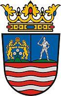 Győr-Moson-Sopron megye címere