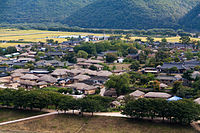 Historic villages of Hahoe and Yangdong