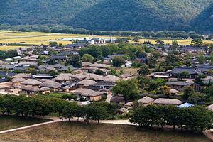 North Gyeongsang Province - Image: Hahoe 8782