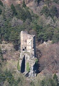 Ruine Haldenstein
