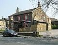 Halfway House - Huddersfield Road, Wyke - geograph.org.uk - 792726.jpg
