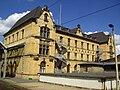 Halle Saale Hbf Dienstgebäude Südwestansicht 2010 09 06 67.jpg