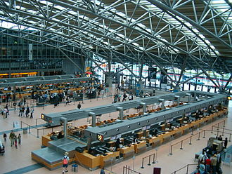 Fuhlsbüttel - Hamburg Airport Terminal 2