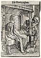 Hans Holbein - Dance of Death- The Duchess - 1929.167 - Cleveland Museum of Art.jpg