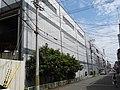 Hanshin Line - Dekijima station - exterior west facade.jpg